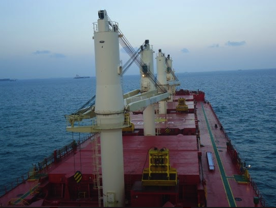 Ship Inspection in China